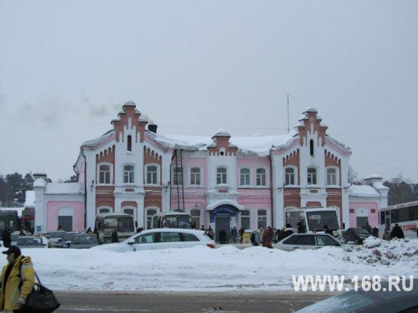 вокзал московский в вичугу нашли альтернативу