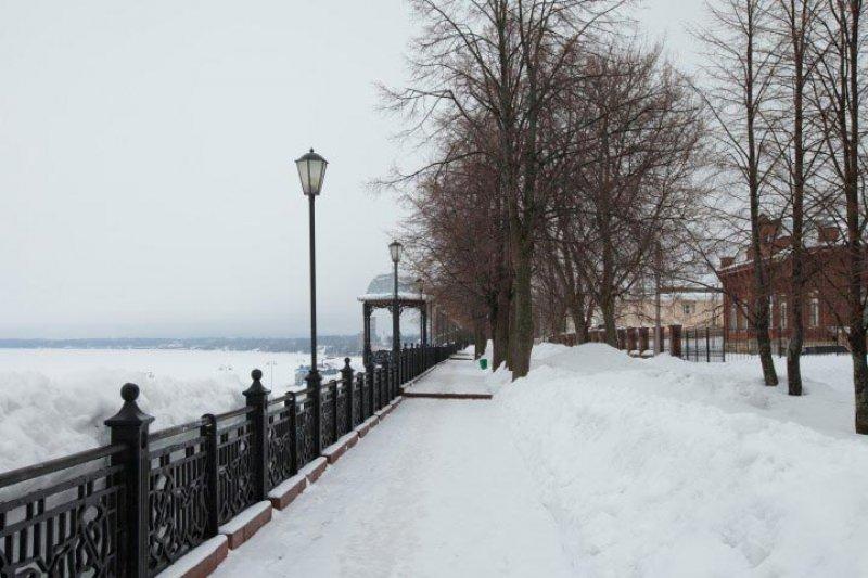 Картинки кинешмы зимой