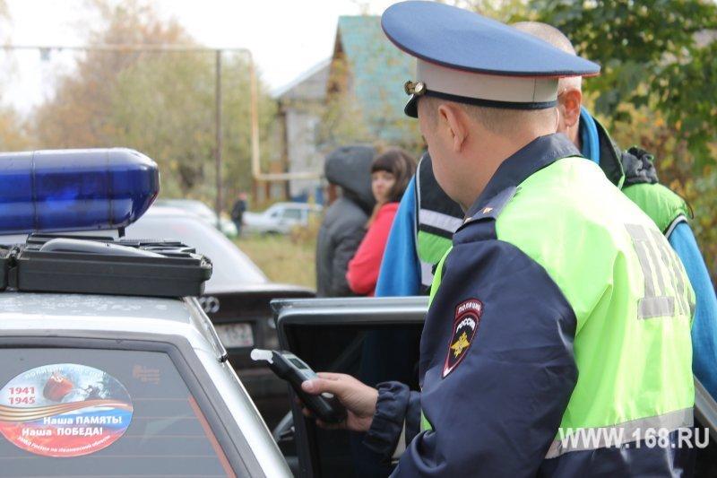 ВКурской области пройдут сплошные проверки водителей натрезвость