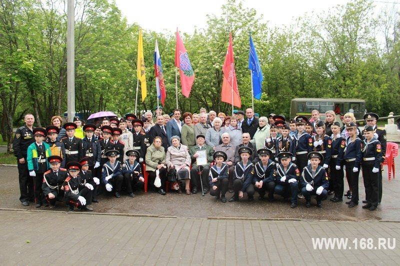 ВРостовской области проживает 3,7 тыс. участников и людей сограниченными возможностями ВОВ