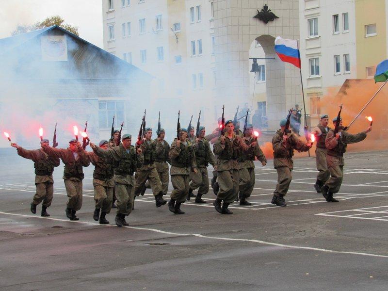 Военно-патриотические сборы для юных ярославцев на базе 217-го ... | 600x800