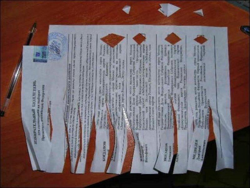В Ивановской области более 15 тысяч избирательных бюллетеней признаны недействительными