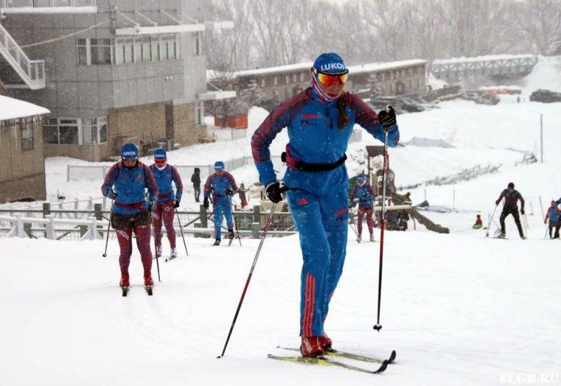 Тюменские лыжники выступят напервенстве мира вСША