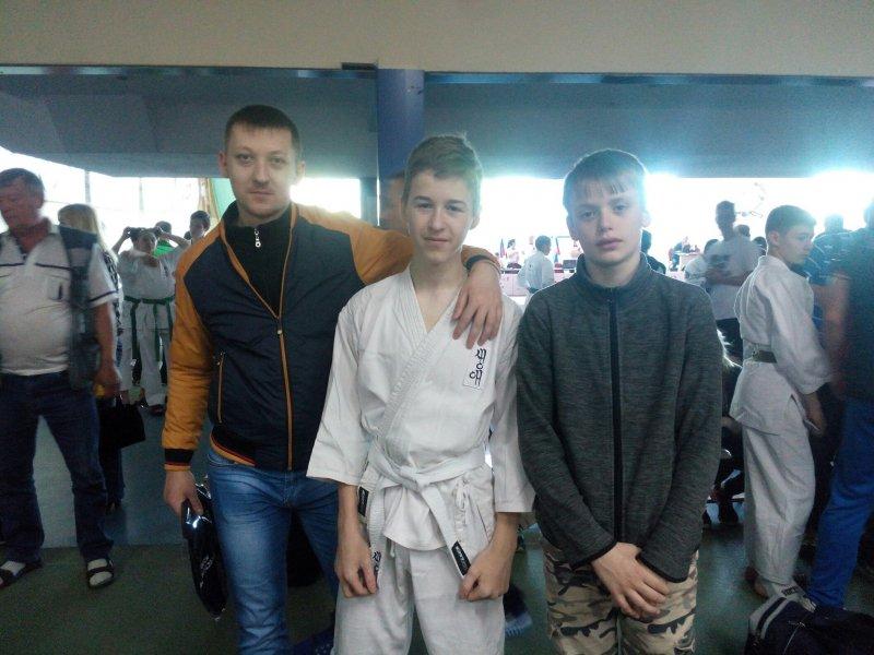 Каратисты изКурска завоевали 10 наград напервенстве Российской Федерации