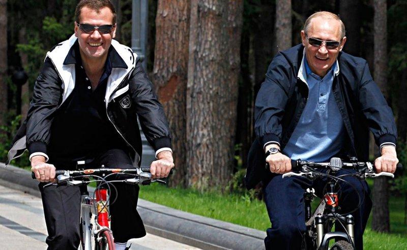 Крым присоединился квсероссийской акции «Наработу навелосипеде»